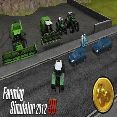 Farming Simulator 3D