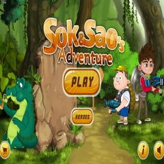 Sok and Sao's Adventure