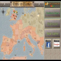 Strategy Rome in Flames