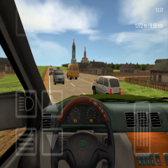Russian Driver 2: The Way to Lake Baikal