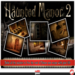 Haunted Manor 2 - Full Version