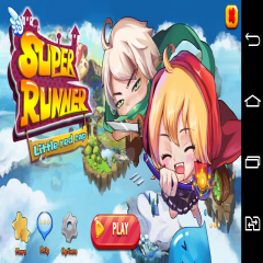 Super Runner Rescue Adventure