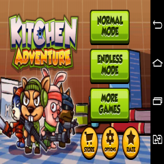 Kitchen Adventure 3D