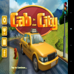 CAB IN THE CITY
