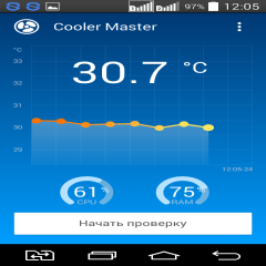Cooler Master (Cooling Android)