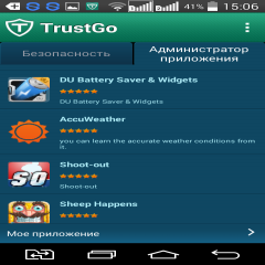 TrustGo Antivirus & Mobile Security