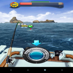 Ace Fishing 3D