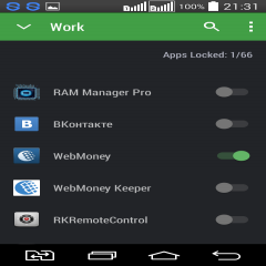 Hexlock App Lock Security