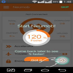 Neumob Speed Up Your Apps!