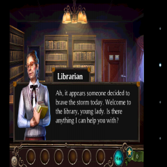 Adventure Escape: Time Library