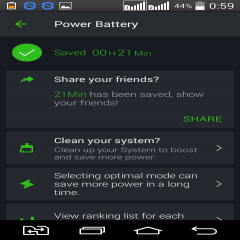 Power Battery: Battery Saver