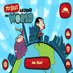 Mr Bean Around the World