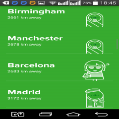 Citymapper: Real Time Transit