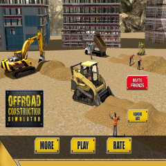 Оff road builder