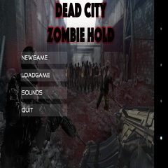 Dead City.Zombie Hold
