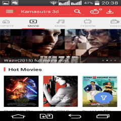 VidMate HD video downloader