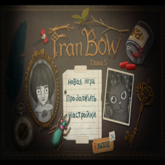 Fran Bow: Chapter 5