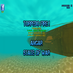 Sea on Fire: Torpedo attack