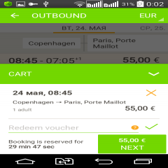FlixBus: bus travel in Europe