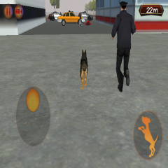 Airport Police: Dog Duty Sim