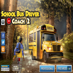 School Bus: Driver Coach 2