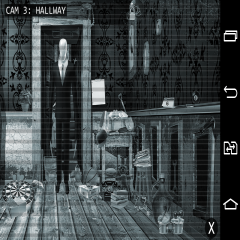 Escape From The Slender Man