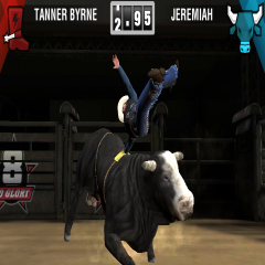 8 to Glory: Bull Riding
