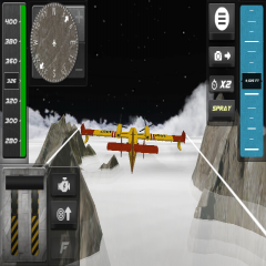 Airplane Firefighter Simulator