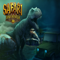 3D Safari Dino Hunter