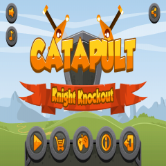 Catapult: Knight Knockout