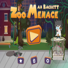 Max Backet: Zoo Menace