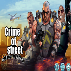 Crime of street: Mafia fighting
