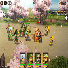 Kingdom Story: Brave Legion