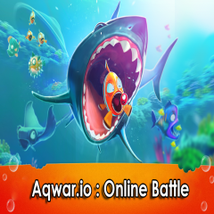 Aqwar.io: Online Battle Game