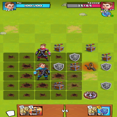 Tile Tactics: PvP