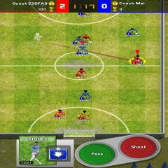 Soccer Manager Arena (Unreleased)