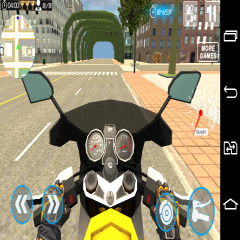 Furious City Moto Bike Racer 2