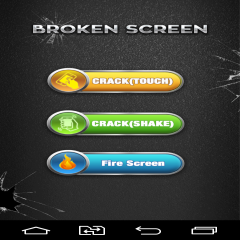 Cracked Screen Prank