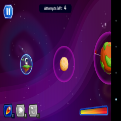 Space Golf Galaxy