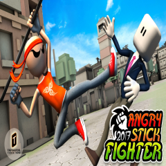 Angry Stick Fighter 2017
