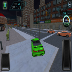 Turbo Fast City Racing 3D