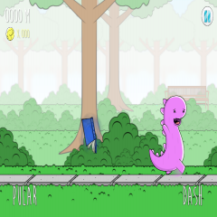 Another Dinosaur Run Game
