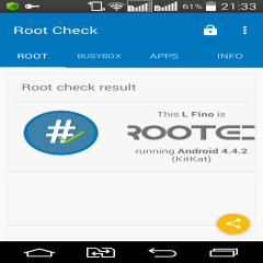Root Check