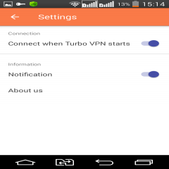 Turbo VPN: Unlimited Free VPN