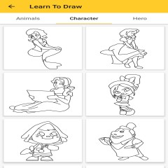How To Draw Cartoon