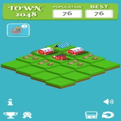 Town 2048