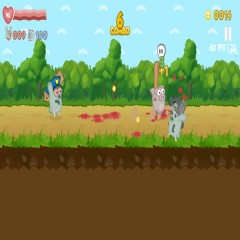 Bacon May Die: Fun Beat Em Up Game
