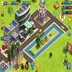 Tropic Paradise Sim: Town Building City Island Bay