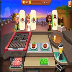 Cooking Madness: A Chef's Restaurant Games