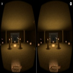 Egypt VR: Pyramid Tomb Adventure Game (Cardboard)